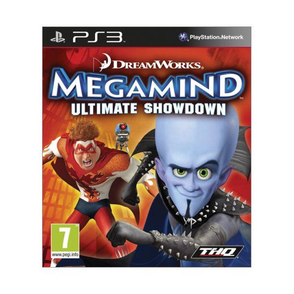 Megamind: Ultimate Showdown [PS3] - BAZÁR (použitý tovar)