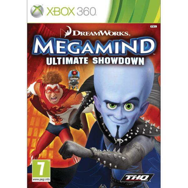 Megamind: Ultimate Showdown [XBOX 360] - BAZÁR (použitý tovar)