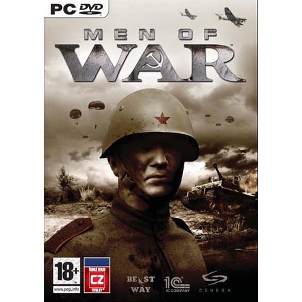 Men of War CZ