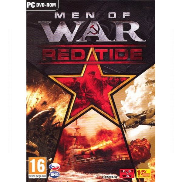 Men of War: Red Tide CZ