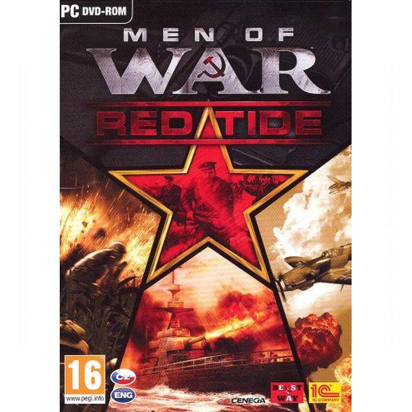 Men of War: Red Tide CZ