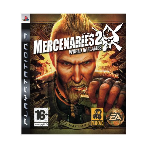 Mercenaries 2: World in Flames PS3 - BAZÁR (použitý tovar)