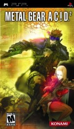 Metal Gear Acid 2 [PSP] - BAZÁR (použitý tovar)