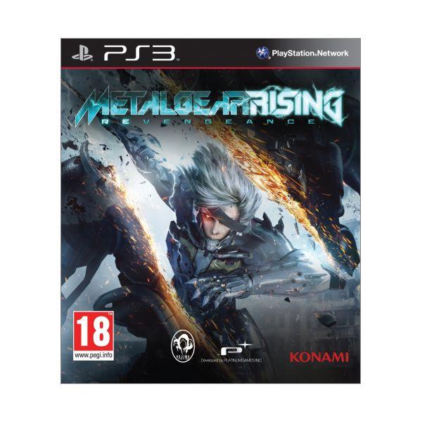 Metal Gear Rising: Revengeance-PS3 - BAZÁR (použitý tovar)