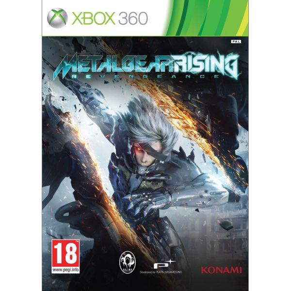 Metal Gear Rising: Revengeance [XBOX 360] - BAZÁR (použitý tovar)