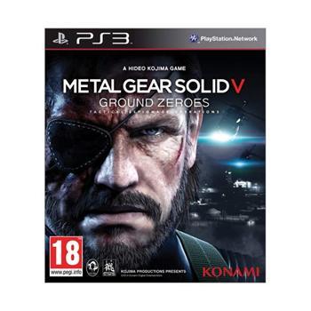 Metal Gear Solid 5: Ground Zeroes [PS3] - BAZÁR (použitý tovar)