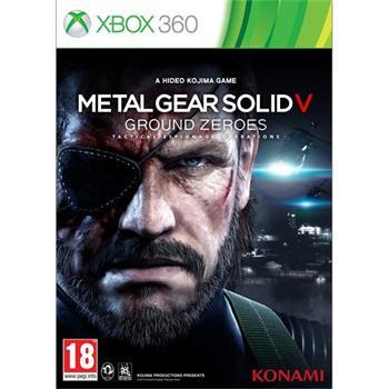 Metal Gear Solid 5: Ground Zeroes [XBOX 360] - BAZÁR (použitý tovar)