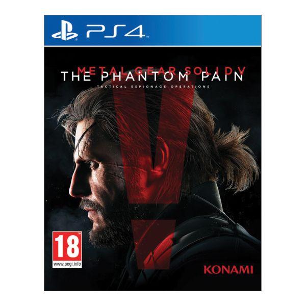 Metal Gear Solid 5: The Phantom Pain [PS4] - BAZÁR (použitý tovar)