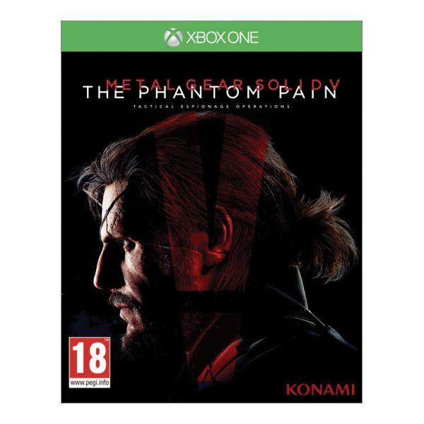 Metal Gear Solid 5: The Phantom Pain [XBOX ONE] - BAZÁR (použitý tovar)
