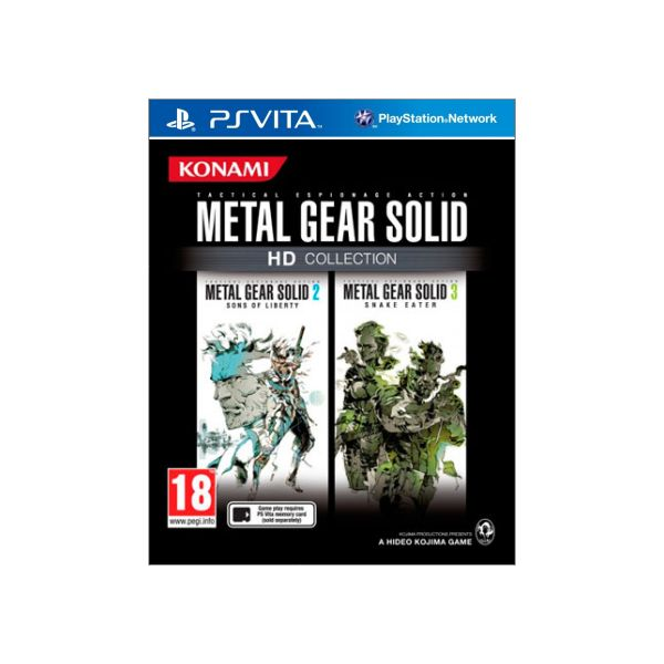 Metal Gear Solid (HD Collection)