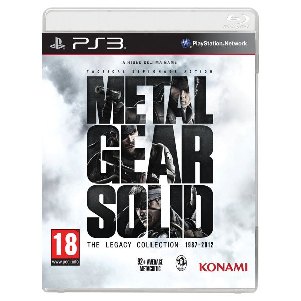 Metal Gear Solid (The Legacy Collection 1987-2012)