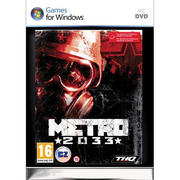 Metro 2033 CZ