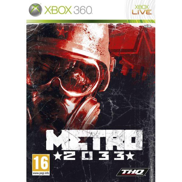 Metro 2033 XBOX 360 - BAZÁR (použitý tovar)
