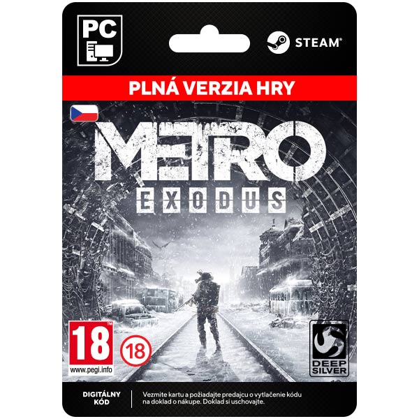 Metro Exodus CZ [Steam]
