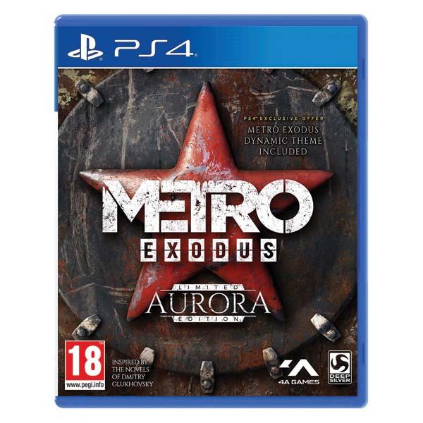 Metro Exodus CZ (Limited Aurora Edition)