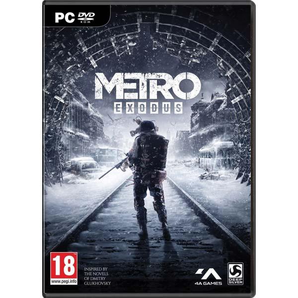 Metro Exodus CZ
