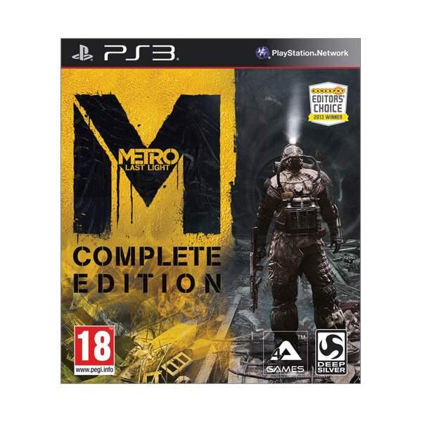 Metro: Last Light CZ (Complete Edition)