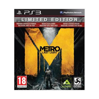 Metro: Last Light CZ (Limited Edition)