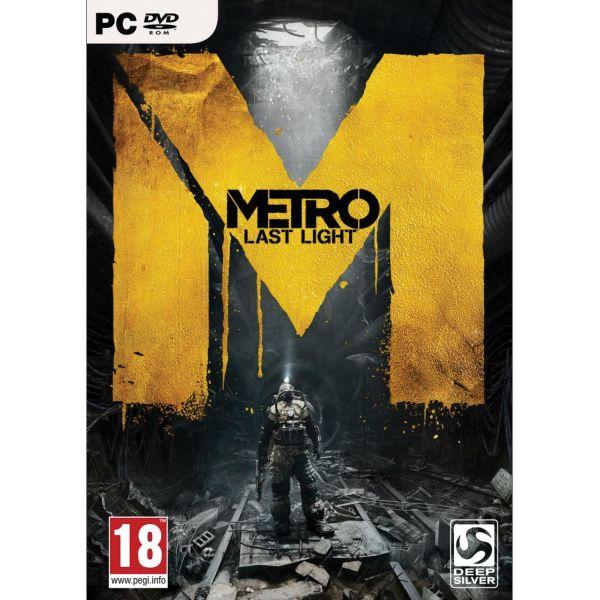 Metro: Last Light CZ