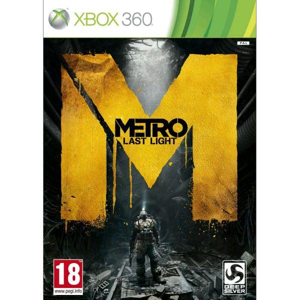 Metro: Last Light [XBOX 360] - BAZÁR (použitý tovar)