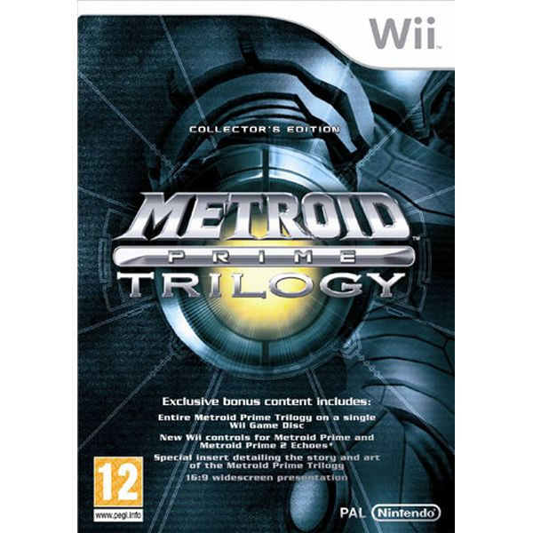 Metroid Prime Trilogy (Collector�s Edition)