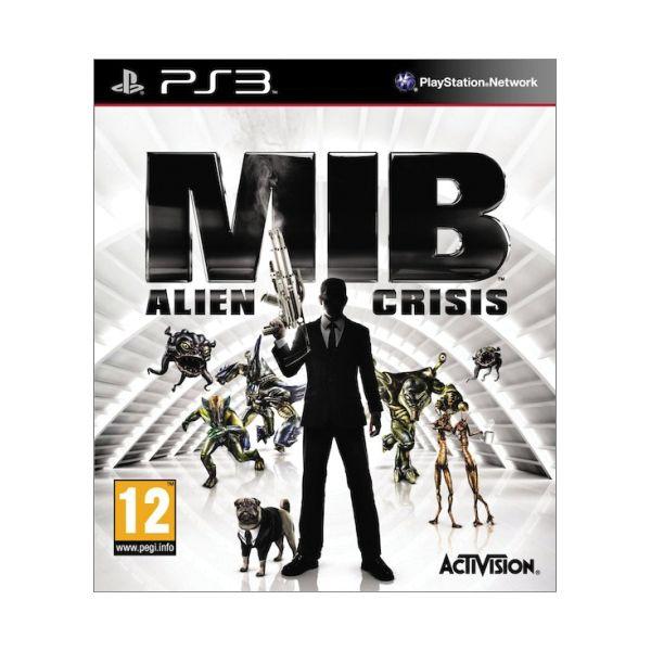 MIB: Alien Crisis PS3