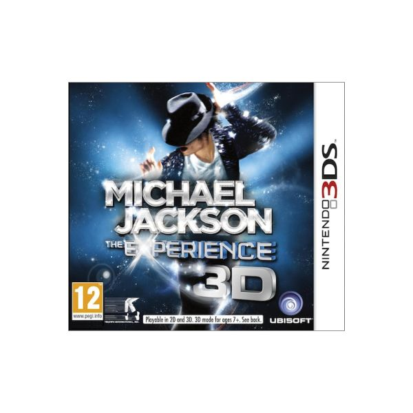 Michael Jackson: The Experience 3D 3DS