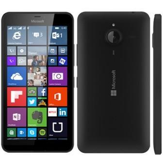 Microsoft Lumia 640 XL, 8GB | Black, Trieda B - použité, záruka 12 mesiacov