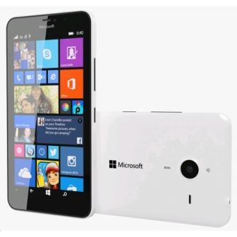 Microsoft Lumia 640 XL, 8GB | White, Trieda B - použité, záruka 12 mesiacov