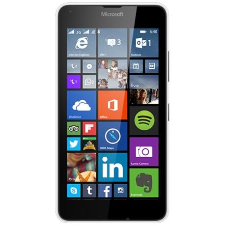 Microsoft Lumia 640 XL , Dual SIM, White - EU distribúcia - Trieda A - použité, záruka 12 mesiacov
