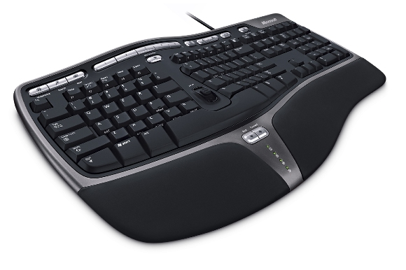 Microsoft Natural Ergonomic Keyboard 4000 SK