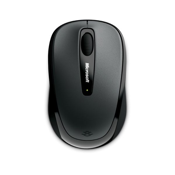 Microsoft Wireless Mobile Mouse 3500, Lochness grey