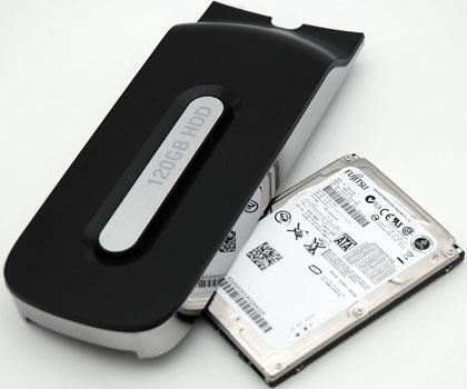 Microsoft Xbox 360 260GB Media Hard Drive- XBOX 360- BAZÁR (použitý tovar) [vykup]
