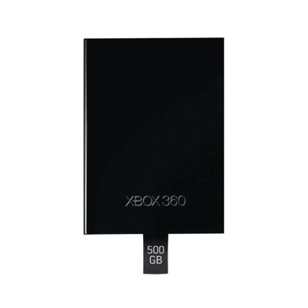 Microsoft Xbox 360 500GB Media Hard Drive BAZÁR (použitý tovar , zmluvná záruka 12 mesiacov)