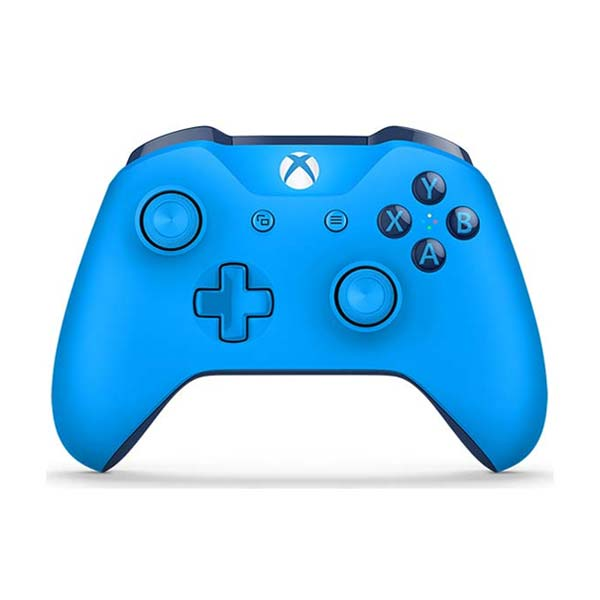 Microsoft Xbox One S Wireless Controller, blue