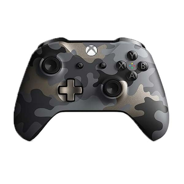Microsoft Xbox Wireless Controller, night ops camo (Special Edition)