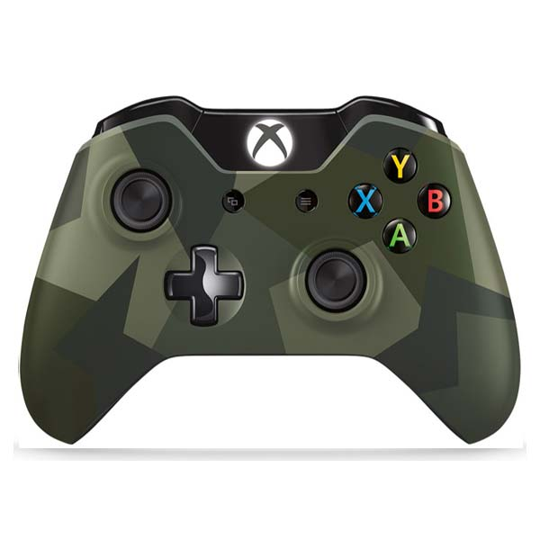Microsoft Xbox One Wireless Controller (Armed Forces Special Edition)