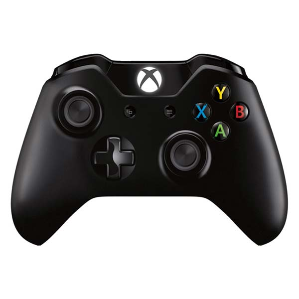 Microsoft Xbox One Wireless Controller, black