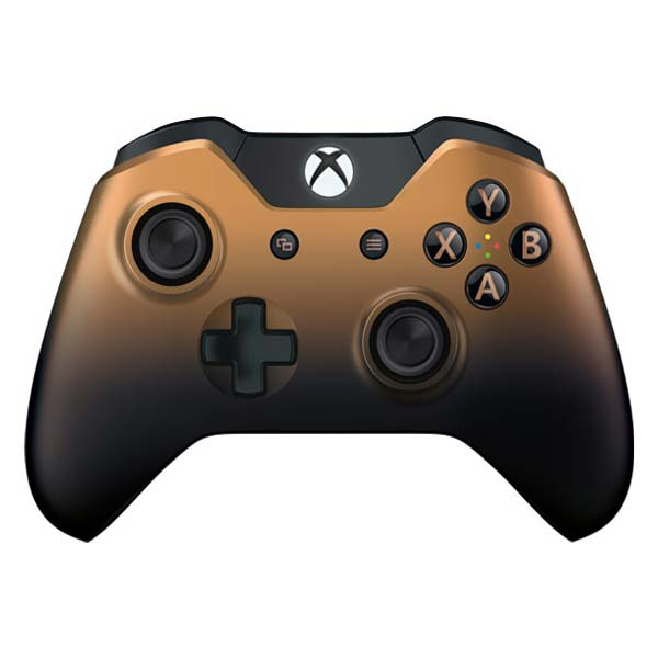 Microsoft Xbox One Wireless Controller, copper shadow - BAZ