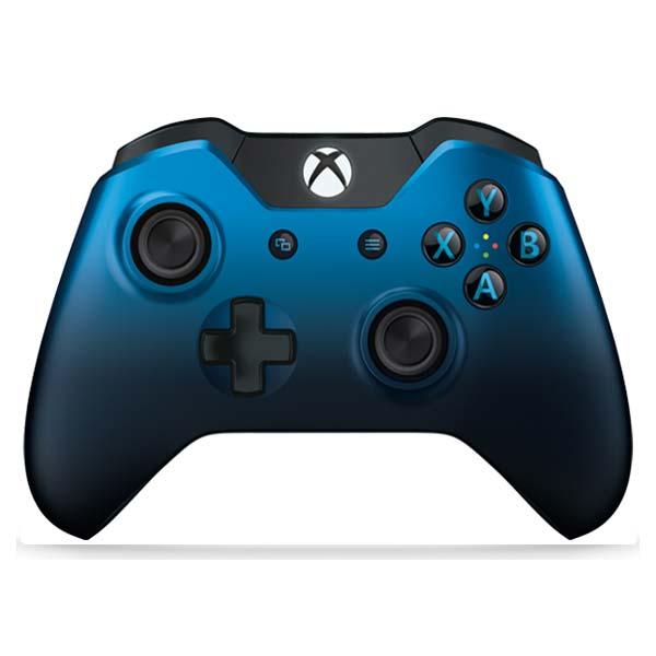 Microsoft Xbox One Wireless Controller, dusk shadow - BAZÁR (použitý tovar , zmluvná záruka 12 mesiacov)