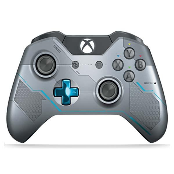 Microsoft Xbox One Wireless Controller (Halo 5: Guardians) - BAZÁR (použitý tovar , zmluvná záruka 12 mesiacov)