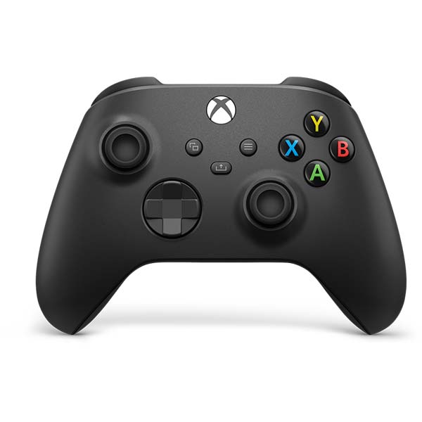 Microsoft Xbox Wireless Controller, carbon black QAT-00002