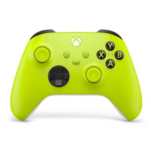 Microsoft Xbox Wireless Controller, electric volt