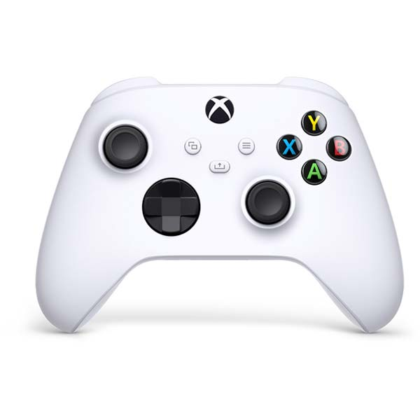 Microsoft Xbox Wireless Controller, robot white