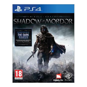 Middle-Earth: Shadow of Mordor [PS4] - BAZÁR (použitý tovar)