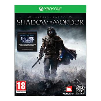 Middle-Earth: Shadow of Mordor [XBOX ONE] - BAZ�R (pou�it� tovar)
