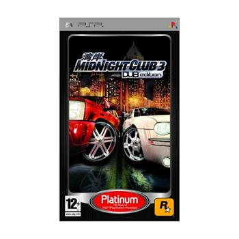 Midnight Club 3: Dub Edition [PSP] - BAZÁR (použitý tovar)