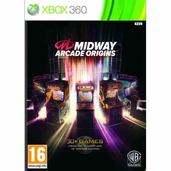 Midway Arcade Origins XBOX 360