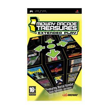 Midway Arcade Treasures: Extended Play [PSP] - BAZÁR (použitý tovar)