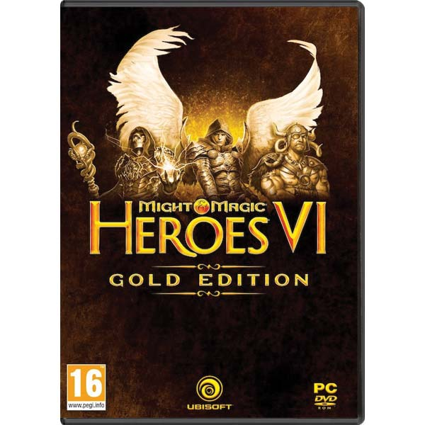 Might & Magic Heroes 6 CZ (Gold Edition) PC